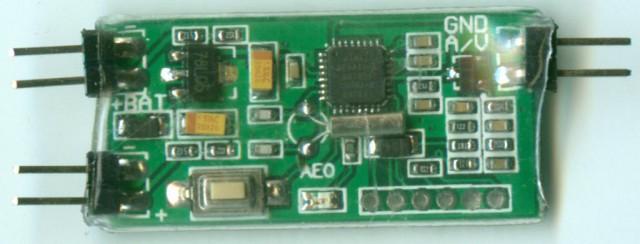 E-OSD - element side (shrinkwrapped)