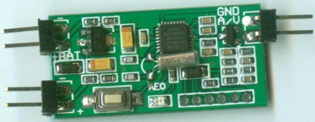 E-OSD - element side (unwrapped)