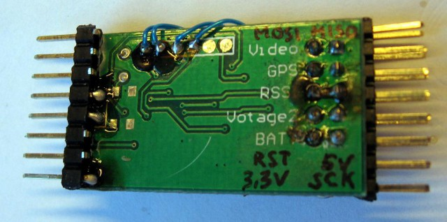 G-OSD - more inputs :-)