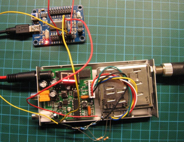 Logic analyzer and video receiver