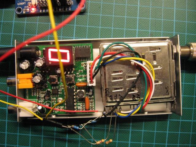 Standard 1.2GHz video receiver