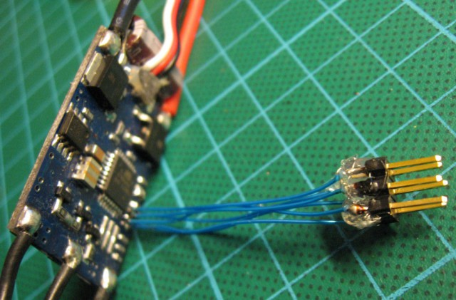 hk-18a with isp header
