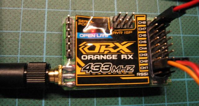 OrangeRX OpenLRS