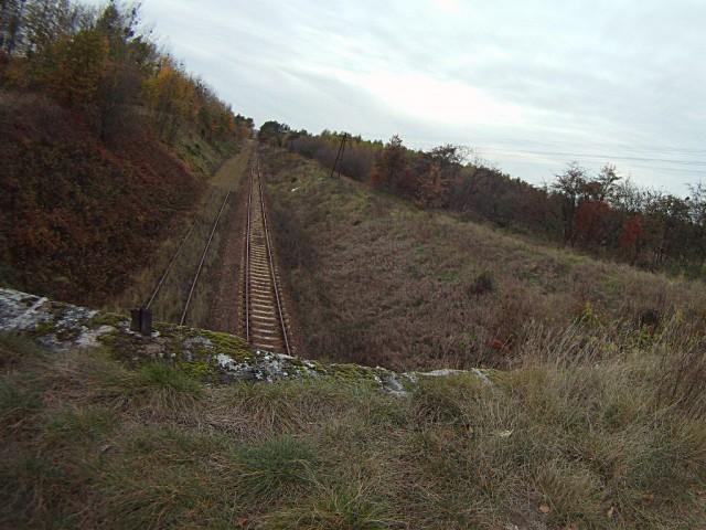 H46 - na starym moście kolejowym