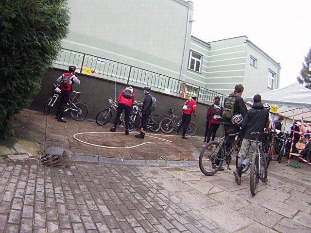 H46 - myjnia rowerowa
