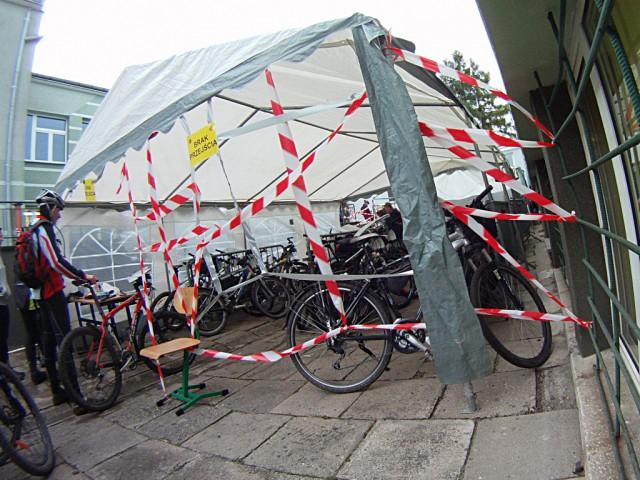 H46 - przechowalnia rowerów